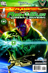 Flashpoint - Abin Sur - Tome 1 - The Green Lantern