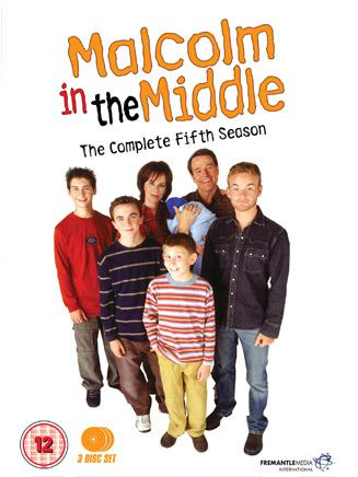Malcolm in the middle – Saison 5
