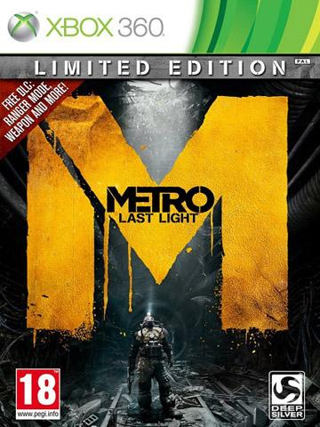 Metro : Last Light (2013) [Anglais | LT 3.0]