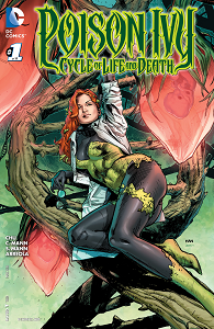 Poison Ivy - Cycle of Life and Death [Tome 01] [BD]