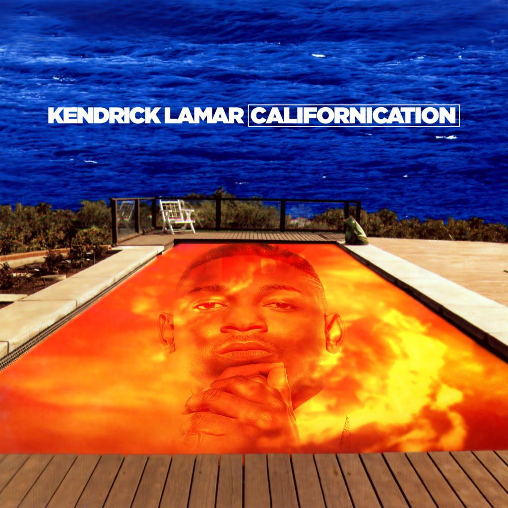 Kendrick Lamar - Californication (2013) [MULTI]