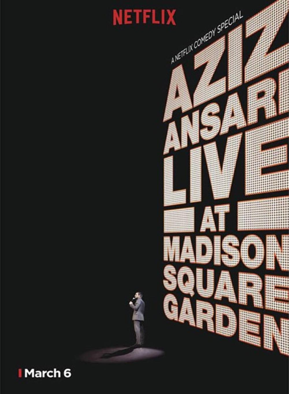 Aziz Ansari: Live at Madison Square Garden (Vostfr)