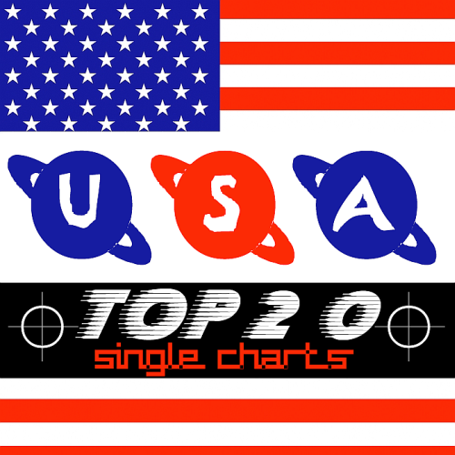 USA Hot Top 20 Singles Chart 14 01  2017