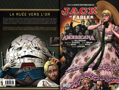 Jack of Fables [Tome 04]