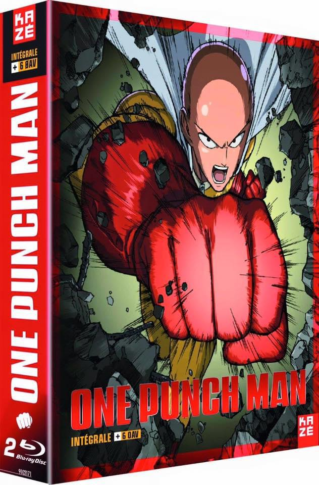 One Punch Man – Saison 1