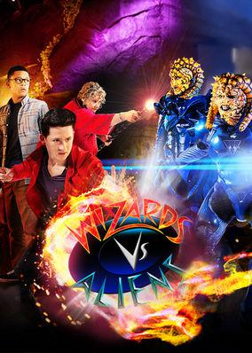 Wizards vs. Aliens – Saison 1