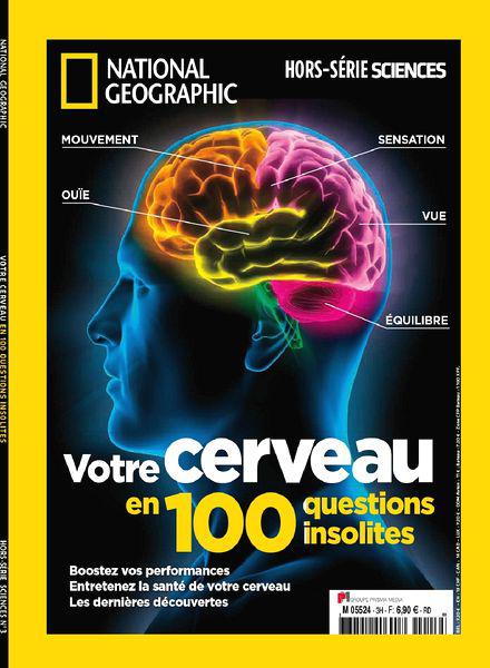 National Geographic France Hors Serie Sciences No.04