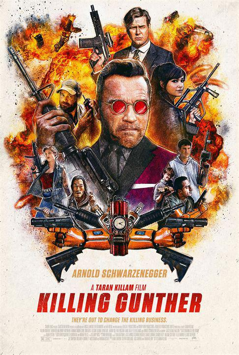 Killing Gunther (vostfr)