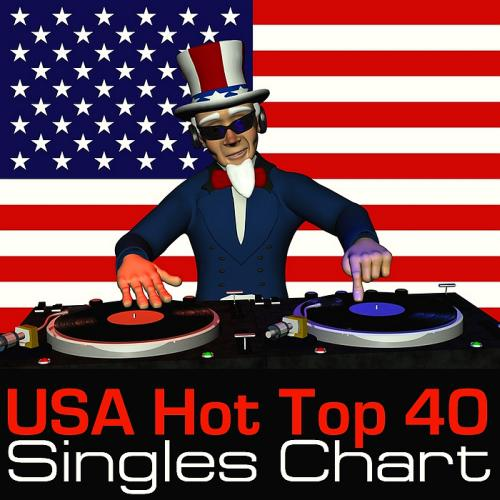 USA Hot Top 40 Singles Chart [Top 100 Debuts] 25-07-2015