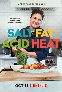 Salt Fat Acid Heat – saison 1