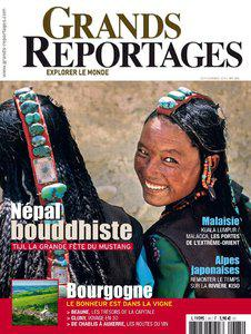 Grands Reportages N°385  Septembre 2013