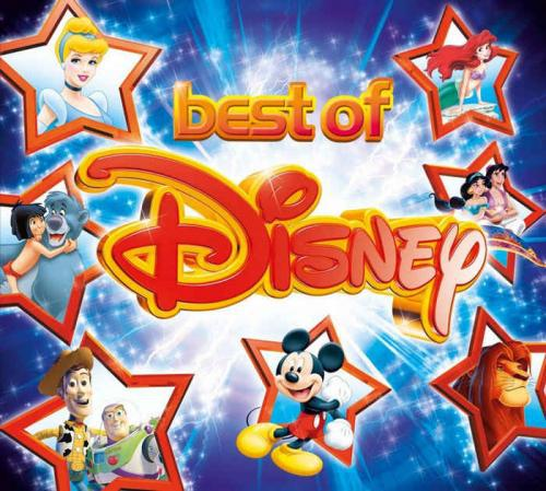 Best Of Disney (2013)