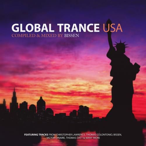 VA - Global Trance USA (Mixed By Bissen) (2013) [MULTI]