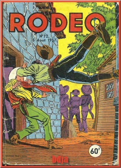 TEX WILLER 37 Tomes RODEO SPECIAL 4 Tomes HD PDF CBR [BD][MULTI]