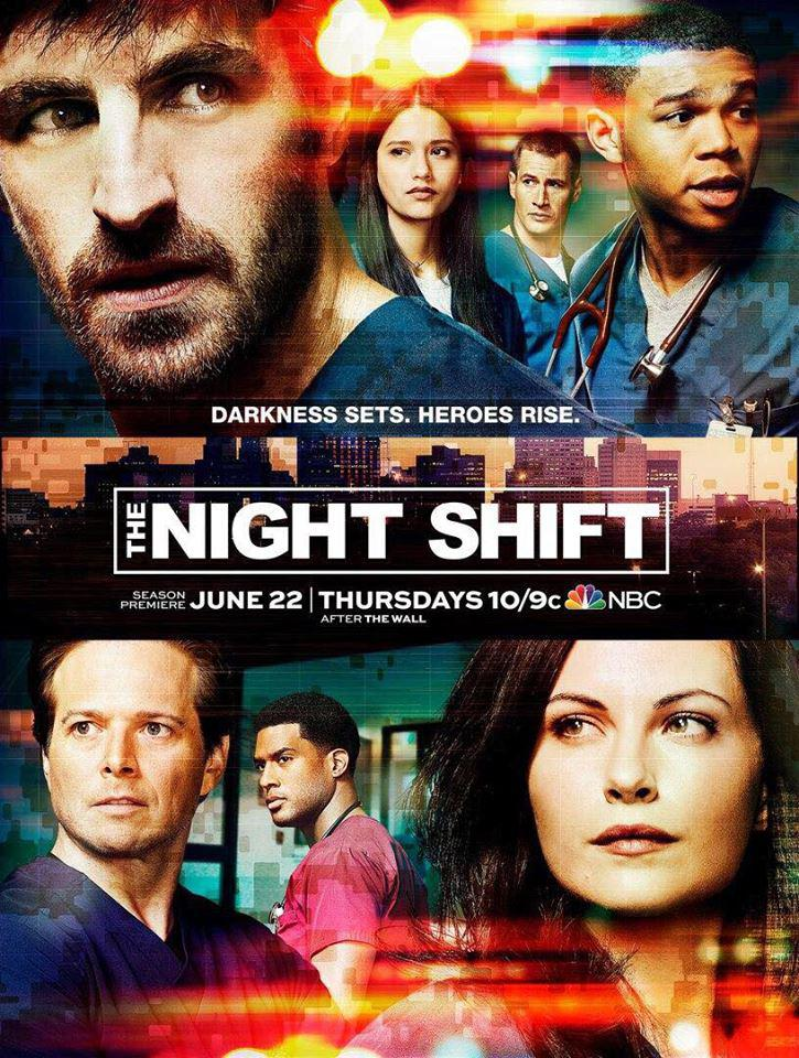 The Night Shift Saison 4 Vostfr