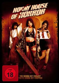 Horny House of Horror (Vostfr)
