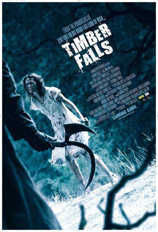 Timber Falls (1CD) [FRENCH] [DVDRIP] [MULTI]