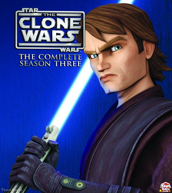 Star Wars The Clone Wars – Saison 3