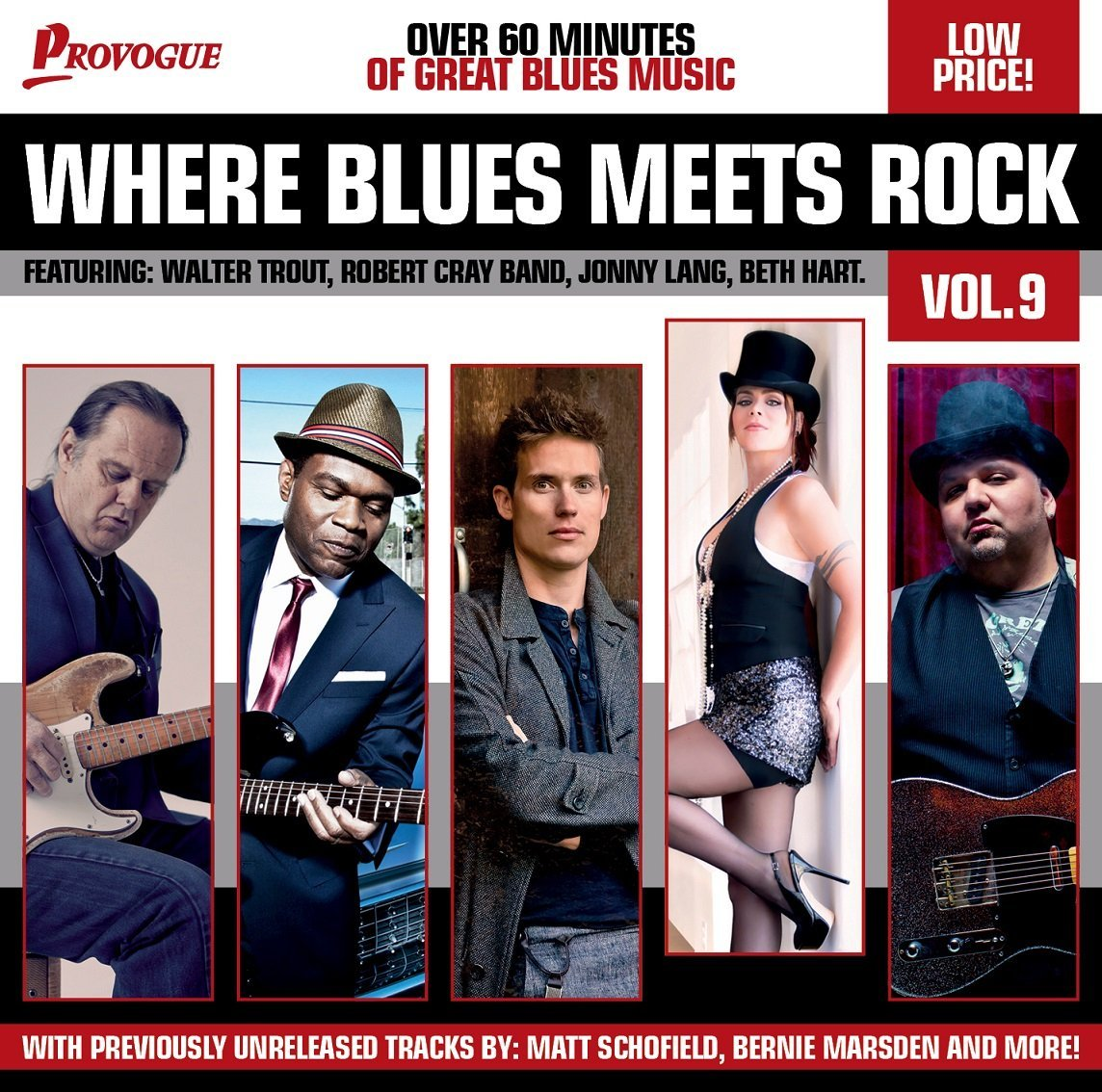 VA - Where Blues Meets Rock Vol 9 (2014)