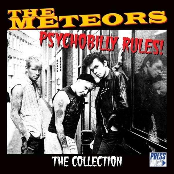 Cherry Red Records - Psychobilly Rules The Collection (2013) [MULTI]