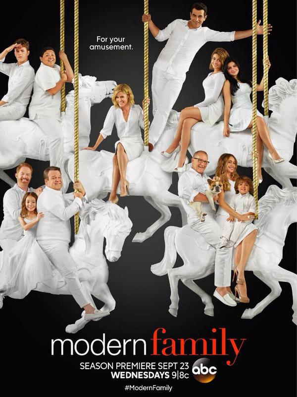 Modern Family Saison 7 en streaming