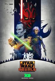 Star Wars Rebels – Saison 3 (Vostfr)