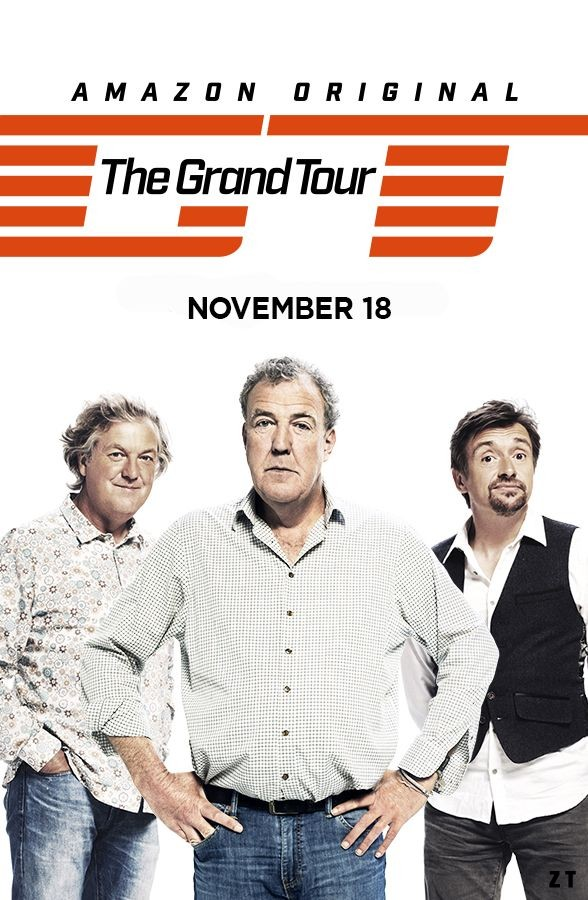 The Grand Tour - Saison 2 [06/??] FRENCH | Qualité HDTV