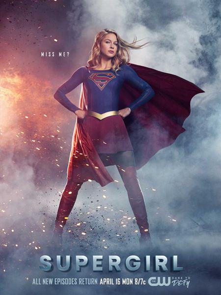 Telecharger Supergirl- Saison 3 [07/??] FRENCH | Qualité HDTV