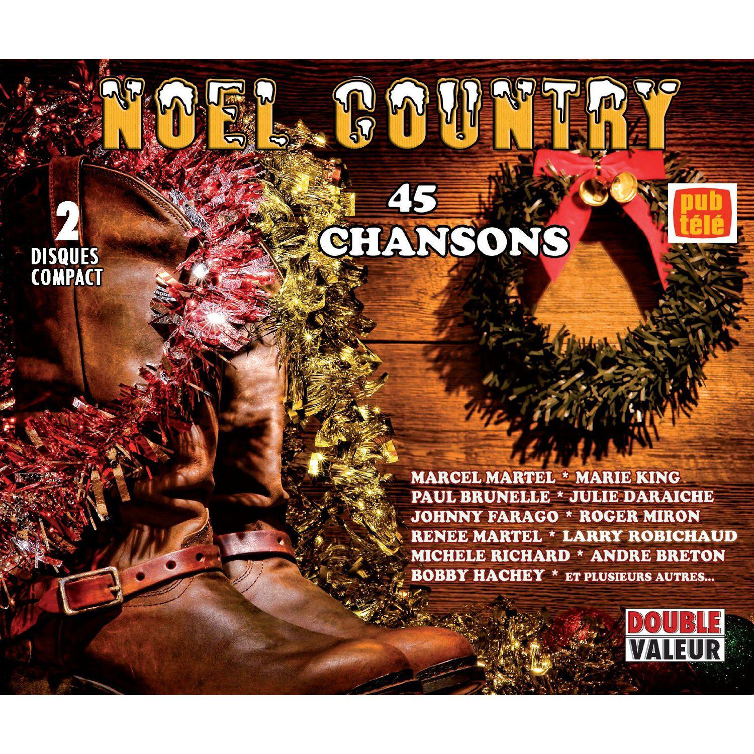 Noël Country 45 Chansons (2013) [MULTI]