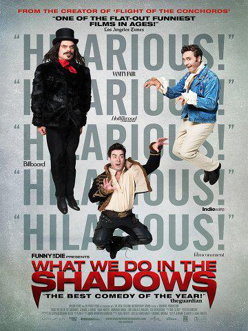 What We Do in The Shadows (Vostfr)
