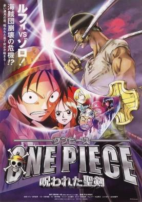 [MULTI] One Piece Film 05 La malédiction de l'épée sacrée [VOSTFR][DVDRIP]