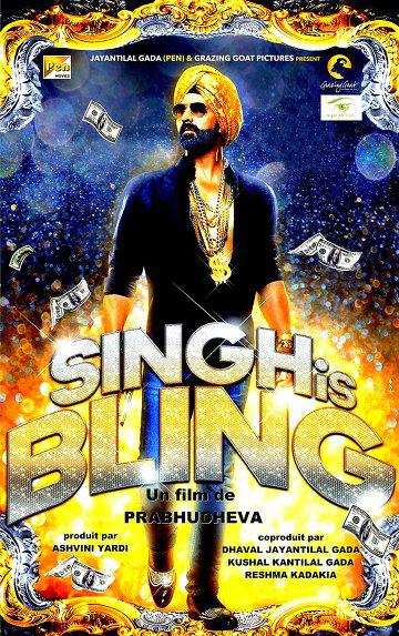 Singh Is Bling (Vostfr)