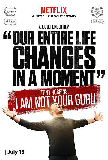 Tony Robbins: I Am Not Your Guru (Vostfr)