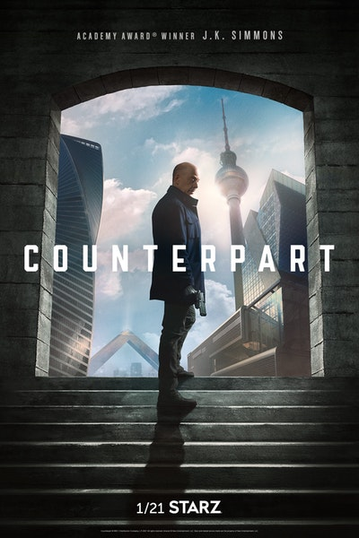 Counterpart - Saison 1 [09/??] FRENCH | Qualité HD 720p