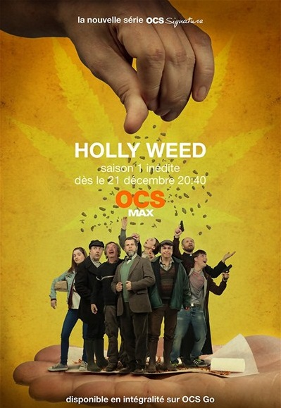 Holly Weed - Saison 1 [08/??] FRENCH | Qualité HDTV