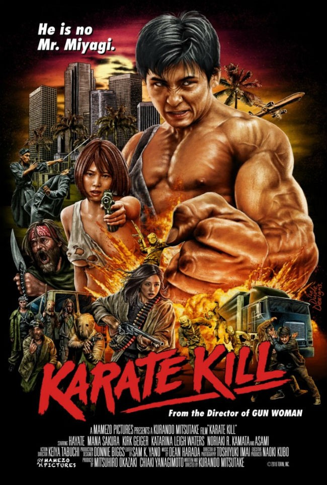 Karate Kill (vostfr)