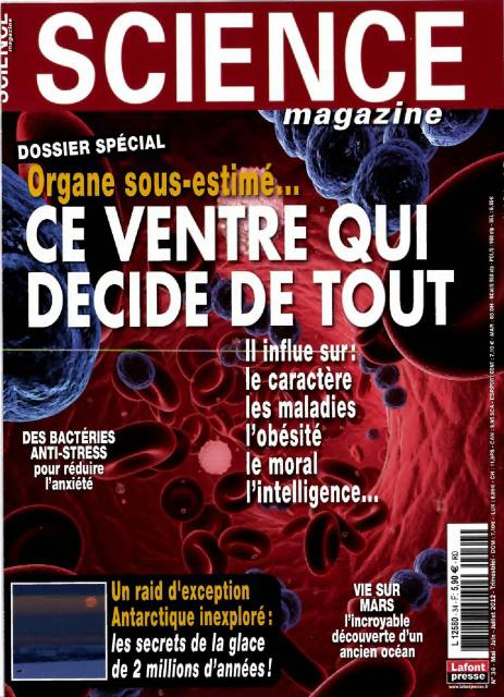 Science magazine No.34