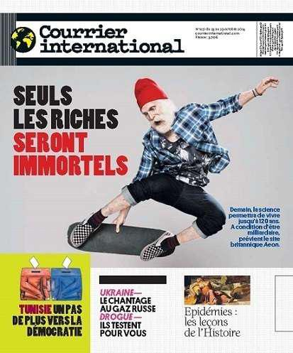 Courrier International N°1251 du 23 au 29 Octobre 2014