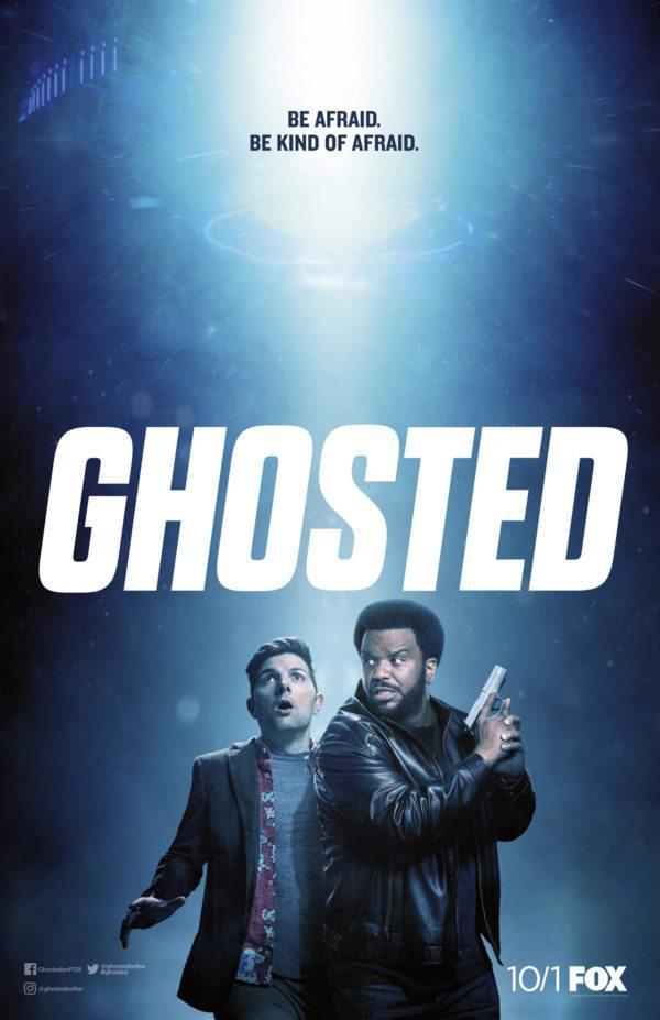 Ghosted Saison 1 Vostfr