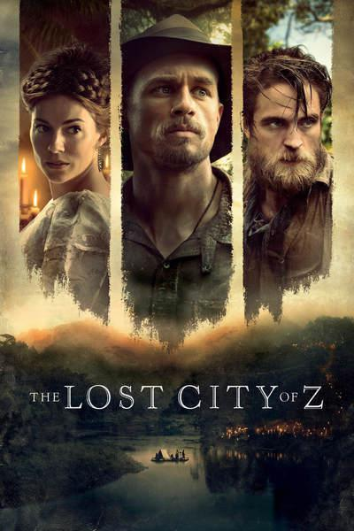 The Lost City of Z (vostfr)