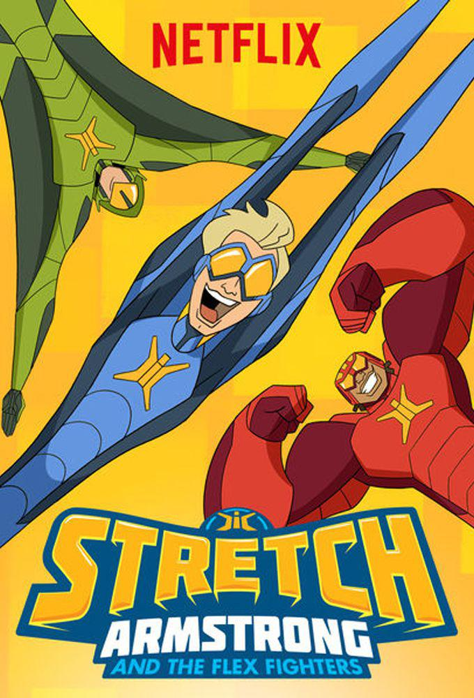 Stretch Armstrong (Vostfr)