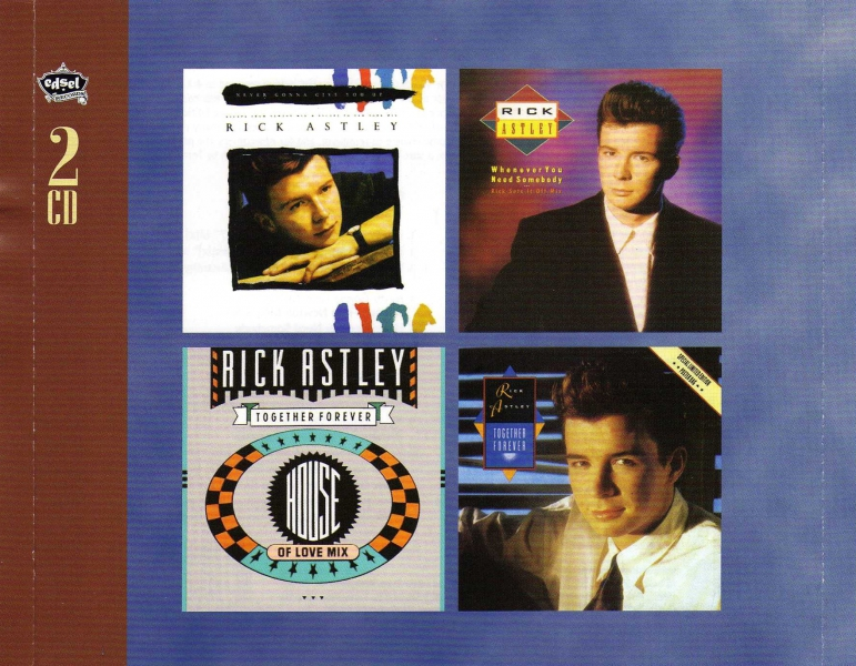 MP3 • [MULTI] Rick Astley - Whenever You Need Somebody (Deluxe Edition) CD1 (2014)