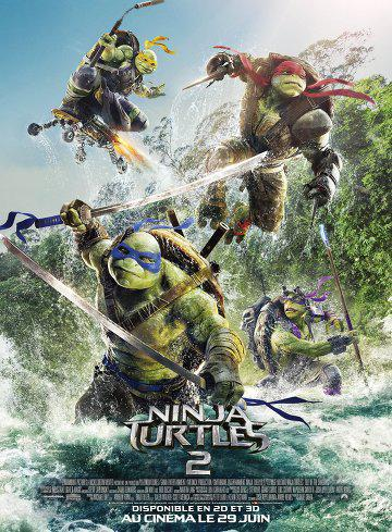 Ninja Turtles 2 (Vostfr)