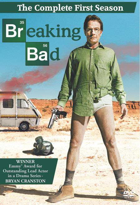 Breaking Bad – Saison 1 (Vostfr)