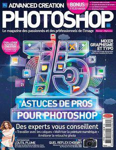 Advanced Creation Photoshop Magazine No.64