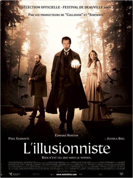 L'Illusionniste (AC3) [TRUEFRENCH] [BRRIP] [MULTI]