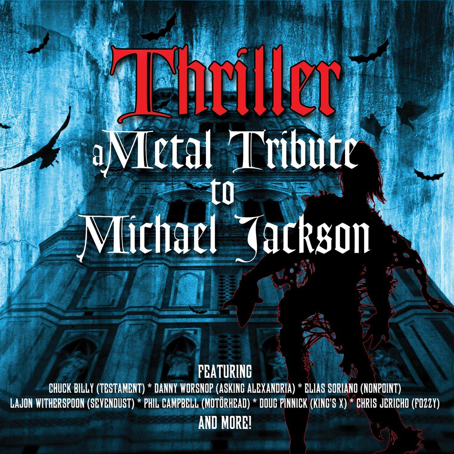 Thriller-A Metal Tribute To Michael Jackson (2013) [MULTI]