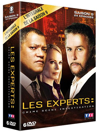 Les Experts ( CSI Las Vegas ) – Saison 9