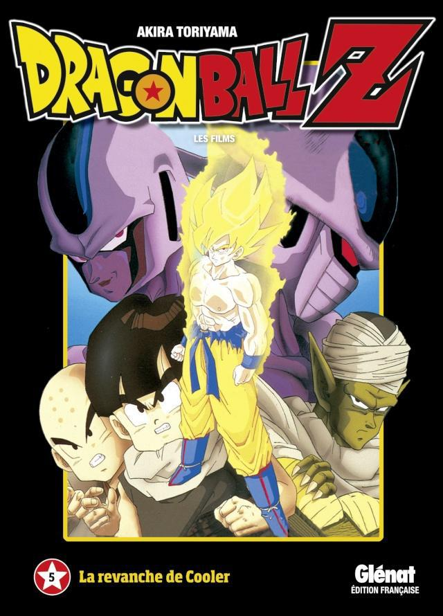 [MULTI] Dragon Ball Z La revanche de Cooler Film 05 [VOSTFR][DVDRIP]