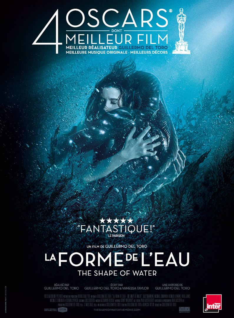 La forme de l'eau – the shape of water